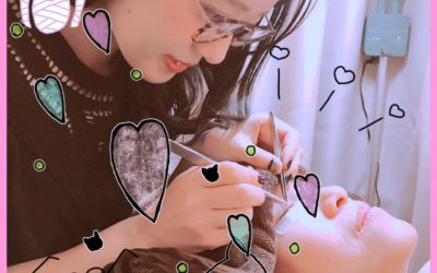 First time at an eyelash salon! Things to know before you make a reservation and basic knowledge of an eyelash extension salon!《eyelash extension singapore magiclash》