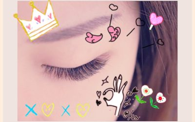 Natural Translucent makeup, the look of the season! What is the natural type of makeup that can be achieved without mascara?《eyelash extension singapore magic lash》
