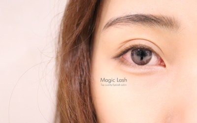 Is there anyway to solve the separation of the extensions and real lashes?  【Eyelash extensions Magic lash】