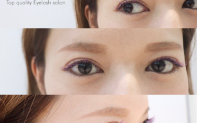 Is using a steamer ok for extensions? Will the extensions come off easily?【Eyelash extension singapore Magic lash】